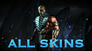 getlinkyoutube.com-Mortal Kombat X - All skins and how to unlock them