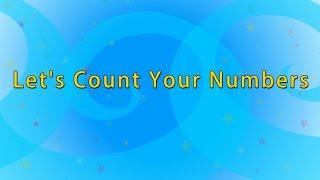 getlinkyoutube.com-Karaoke: One To Hundred Number Song | Big Number Song | Number Song
