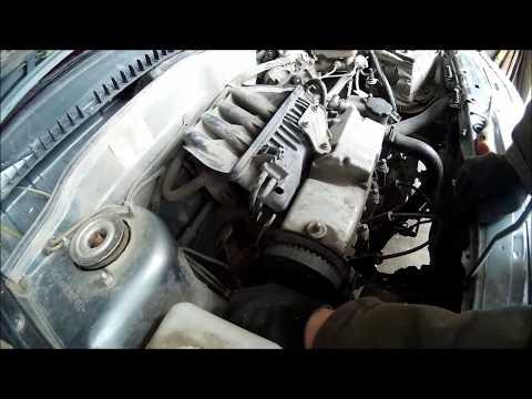 ВАЗ-2114: часть № 2 - Замена ПРОКЛАДКИ под головку блока цилиндров (ремонт своими руками)