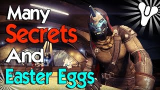 getlinkyoutube.com-Destiny: Secrets & Easter Eggs! (Bet You Didn't Know All of These)