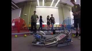getlinkyoutube.com-VEX Nothing But Net HighLifting Robot