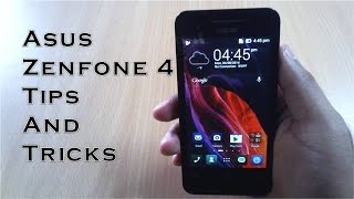 getlinkyoutube.com-Asus Zenfone 4 Tips and Tricks