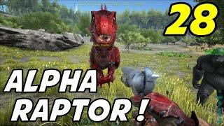 "getlinkyoutube.com-ARK Survival Evolved - E28 ""ALPHA RAPTOR!"" (Gameplay / Playthrough / 1080p)"