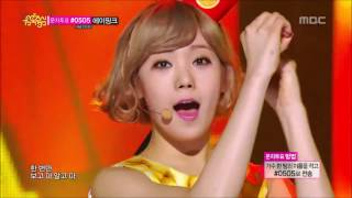 getlinkyoutube.com-Orange Caramel (오렌지캬라멜) - Catallena (까탈레나) Lizzy 리지 First Verse Stage Compilation [1080pHD]
