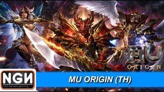 getlinkyoutube.com-Mu Origin (TH) - มหาสงครามแห่งมิว (เกมมือถือแปลไทย)