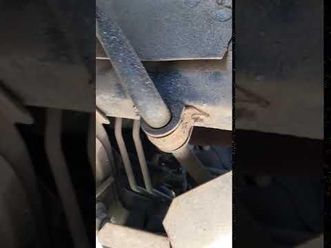 GreatWall Hover Н3 втулки стабілізатора (розбиті)