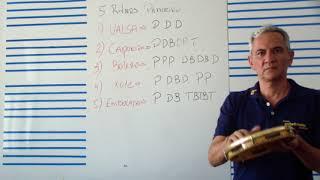 5 RITMOS PANDEIRO width=