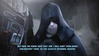 Star Wars: The Force Unleashed PC - Good Ending