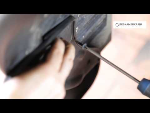 Установка брызговиков Unidec на Ниссан Жук | Nissan JUKE | BESKAMERKA