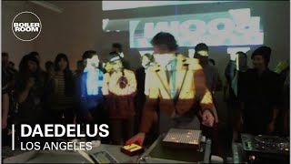 Watch Daedelus In A Boiler Room Los Angeles DJ Set
