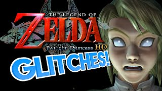 getlinkyoutube.com-Zelda: Twilight Princess HD GLITCHES! - What A Glitch! ft. Macintyre