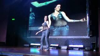 getlinkyoutube.com-Kaidi Udris performing shaaby, Latvia 2011