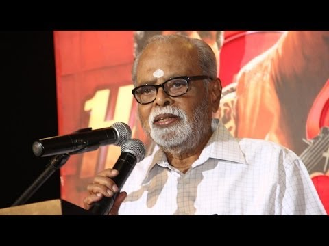 KB sir calls Vikram Prabhu the Abhishek Bachchan of Kollywood