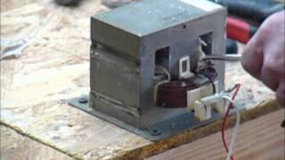 getlinkyoutube.com-DIY homemade High Current battery tab series spot welder (400 Ampere)