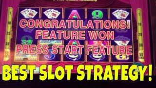 getlinkyoutube.com-How I make money playing slot machines ~ DON'T GO HOME BROKE from the casino ~ how to win on slots