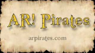 AR! Pirates - Augmented Reality Mobile Game width=