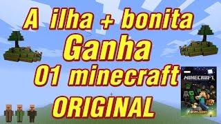 getlinkyoutube.com-Concurso valendo Minecraft Original