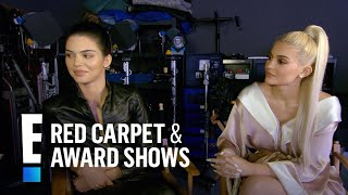 getlinkyoutube.com-How Kylie and Kendall Jenner Keep Up With The Family   E! Live from the Red Carpet