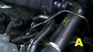 getlinkyoutube.com-2007 - 2010 Mini Cooper S 1.6L AEM Air Intake Installation