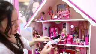 getlinkyoutube.com-Tour pelo meu Quarto 2 e Minha Casa da Barbie