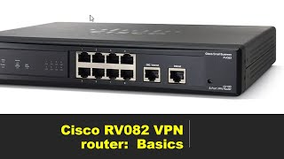 getlinkyoutube.com-Home to Business Networks Part 3  Understanding subnets and VLANs using RV082