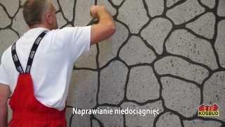 getlinkyoutube.com-Stonehenge Imitacja kamiennej sciany HD