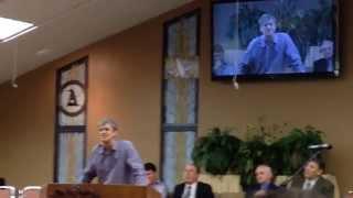getlinkyoutube.com-May 7, 2014  fratele Puiu (testimony) partea doua