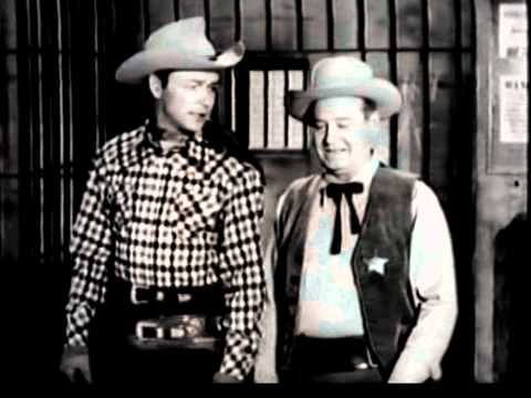 Roy Rogers Show RUN A ROUND complete episode
