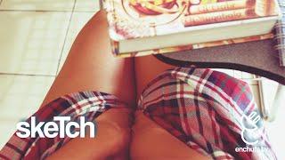 getlinkyoutube.com-Viendo Como Chica Menstruando