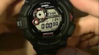 getlinkyoutube.com-G-Shock G-9300 Mudman - One Mean Mudder