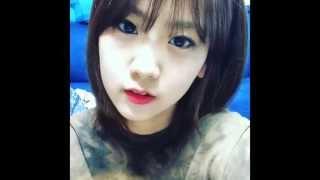 getlinkyoutube.com-혜연 Hyeyeon instagram video