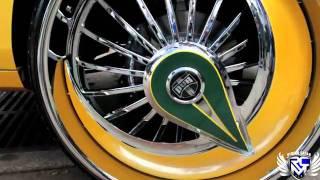 getlinkyoutube.com-New DUB Wheels  30 INCH  DUB Azzmackas On 2012 SS Camaro!