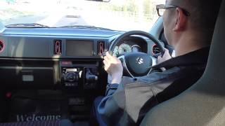 getlinkyoutube.com-[HD][試乗動画]新型アルトターボRS[前編]2015 Suzuki alto turboRS test drive