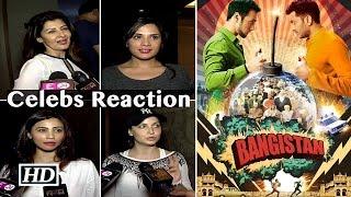 getlinkyoutube.com-Bangistan | Movie Review | Celebs Reaction
