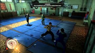 getlinkyoutube.com-Sleeping Dogs - As 4 Lutas - PC