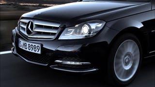 getlinkyoutube.com-NEW 2013 Mercedes C-Class - TRAILER