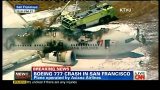 Boeing 777 Crash in San Francisco