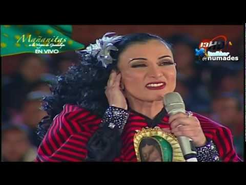 """Beatriz Adriana Virgen Morenita canta a la Virgen de Guadalupe en Vivo 2010 """"DIVA DE DIVAS"""""""