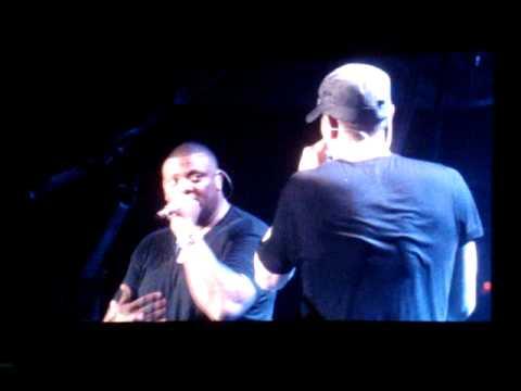 Eminem Lollapalooza 2011 Nate Dogg