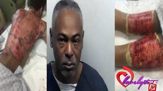 Ghetto GA~Step Father pours b0iling w@ter on g@y son & his boyfriend in bed