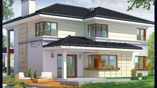 getlinkyoutube.com-İstanbul Silivri 2 Katlı Garajlı Dubleks Özel Tasarım Ev Villa Proje
