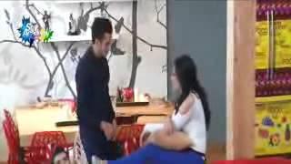 getlinkyoutube.com-مزاح رافيال مع دينا و سهيلة مع عباس