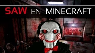 getlinkyoutube.com-Saw en Minecraft | ¿Quieres jugar a un juego?