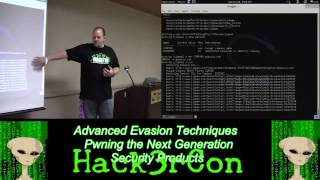 getlinkyoutube.com-01 advanced evasion techniques pwning the next generation security products david kennedy