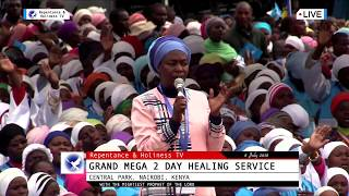 8 July 2018 Grand Mega Healing Service