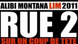 Lim - Sur un coup tete (ft.alibi montana)