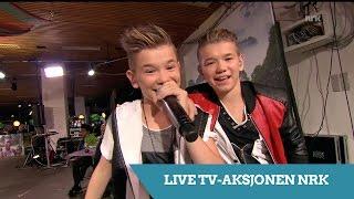 getlinkyoutube.com-Marcus & Martinus - Ei som deg (live fra NRK TVaksjonen)