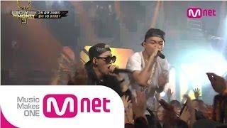 getlinkyoutube.com-Mnet [쇼미더머니3] EP.08 : 올티(OLLTII) - 그XX(feat.ZICO) @ 2차 공연