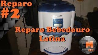 getlinkyoutube.com-Reparo Bebedouro Latina