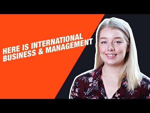HERE IS INTERNATIONAL BUSINESS & MANAGEMENT